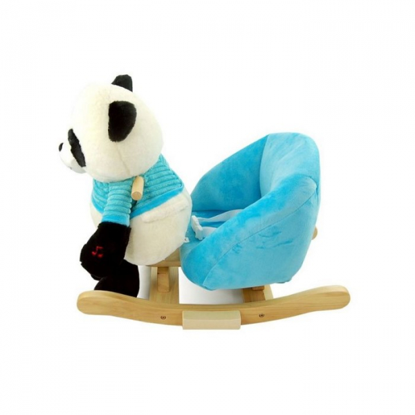 Balansoar de plus NEFERE Panda Blue 1