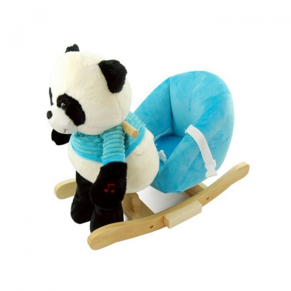Balansoar de plus NEFERE Panda Blue 0