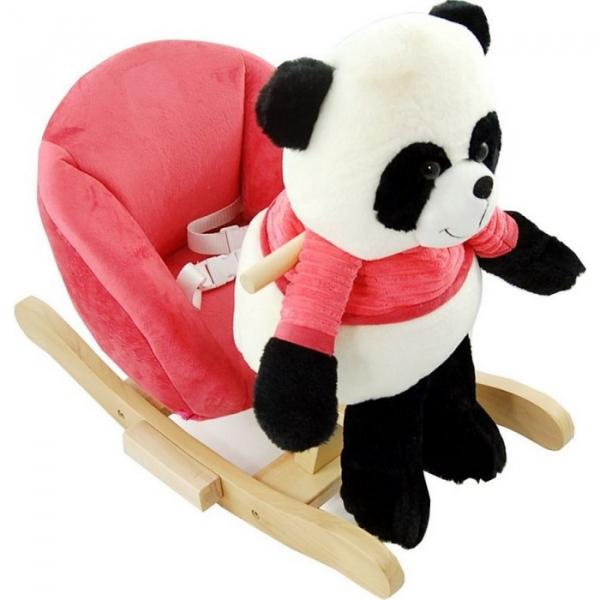 Balansoar de plus NEFERE Panda Pink 1