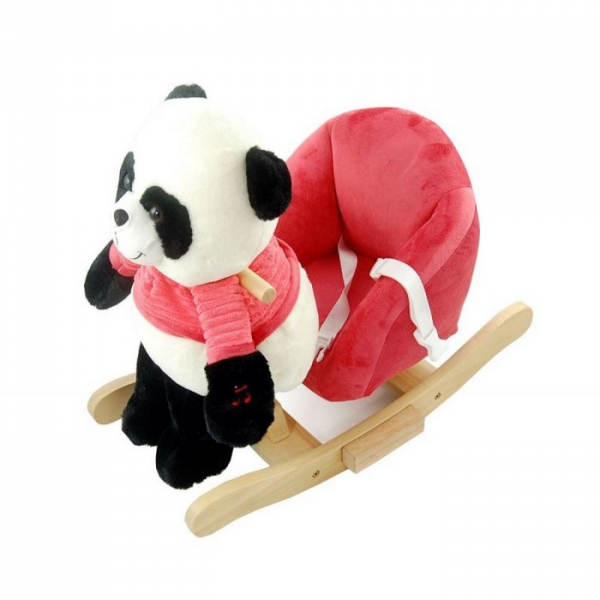 Balansoar de plus NEFERE Panda Pink 3