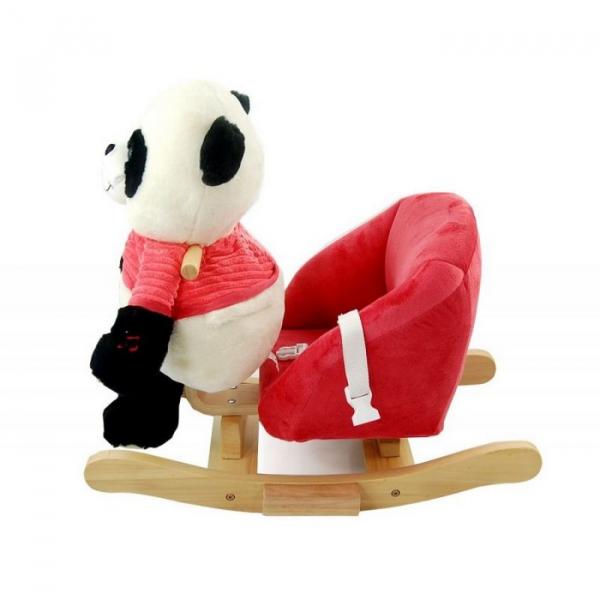 Balansoar de plus NEFERE Panda Pink 6