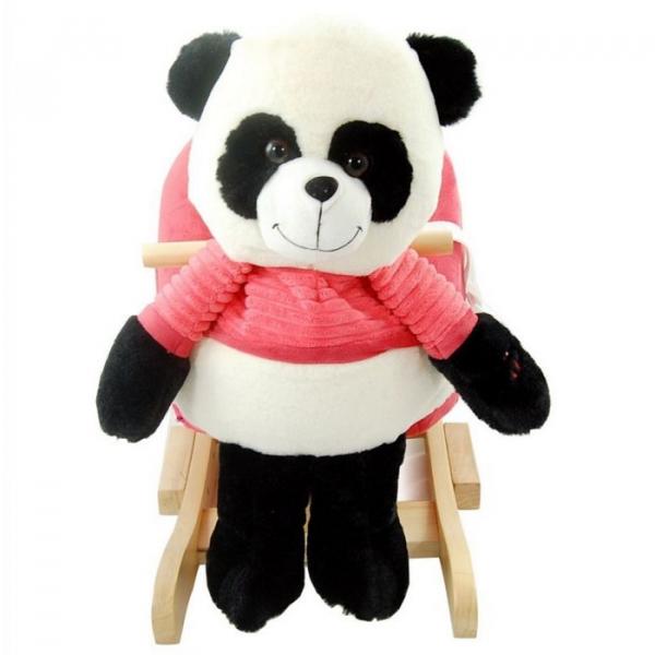 Balansoar de plus NEFERE Panda Pink 4