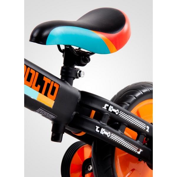 Bicicleta cu sau fara pedale si roti ajutatoare Sun Baby Molto 014 5