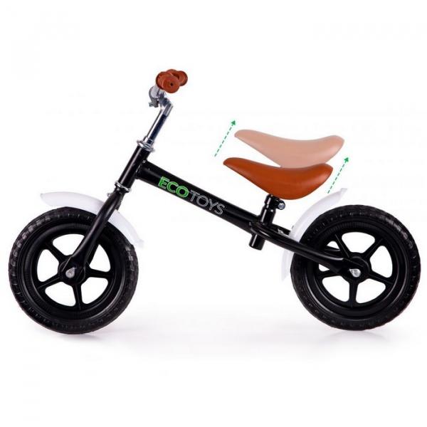 Bicicleta fara pedale cu aripi la roti Ecotoys N2004 [4]