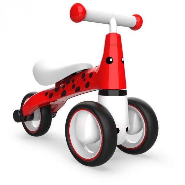 Bicicleta fara pedale ECOTOYS Buburuza LB1603 - Rosu 1