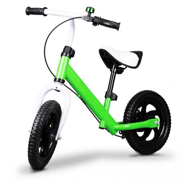 Bicicleta fara pedale ECOTOYS BW-1133 – Verde 0
