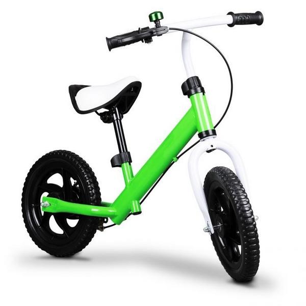 Bicicleta fara pedale ECOTOYS BW-1133 – Verde 1