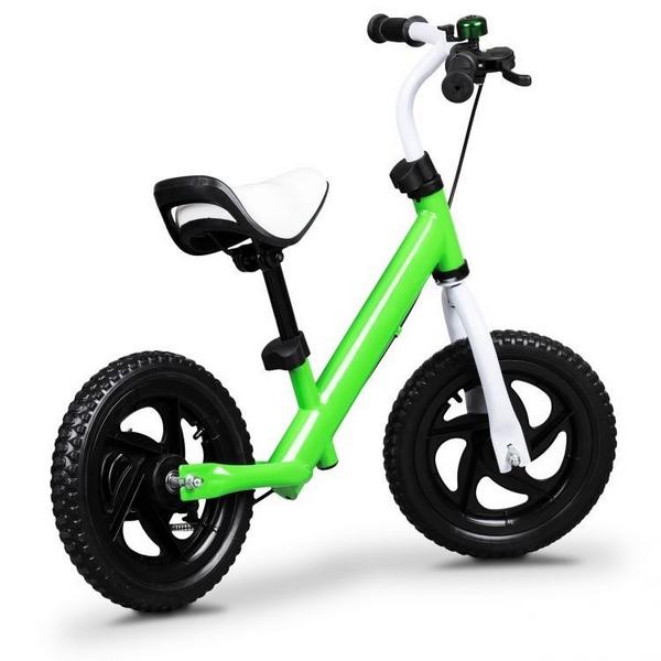 Bicicleta fara pedale ECOTOYS BW-1133 – Verde 3