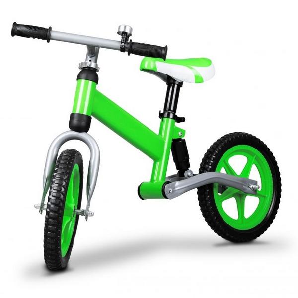 Bicicleta fara pedale ECOTOYS BW-1144 – Verde 0