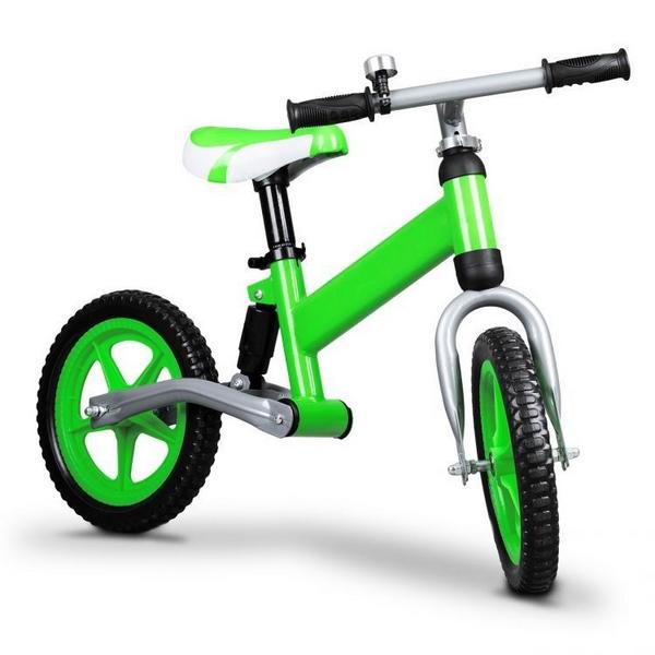 Bicicleta fara pedale ECOTOYS BW-1144 – Verde 1