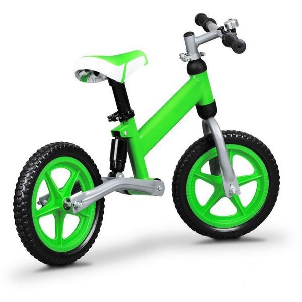 Bicicleta fara pedale ECOTOYS BW-1144 – Verde 2
