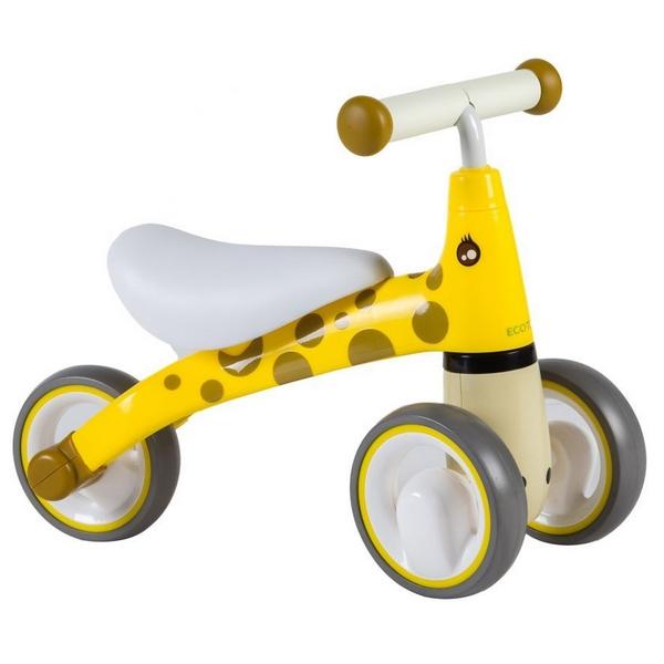 Bicicleta fara pedale Ecotoys LB1603 - Galben 3