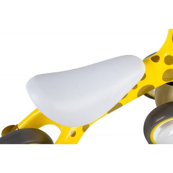 Bicicleta fara pedale Ecotoys LB1603 - Galben 1