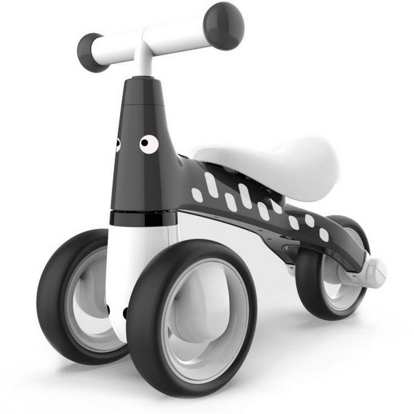 Bicicleta fara pedale Ecotoys LB1603 – Negru [2]