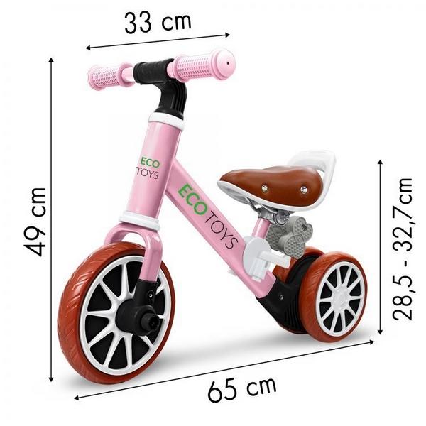 Bicicleta fara pedale Ecotoys LC-V1307 2