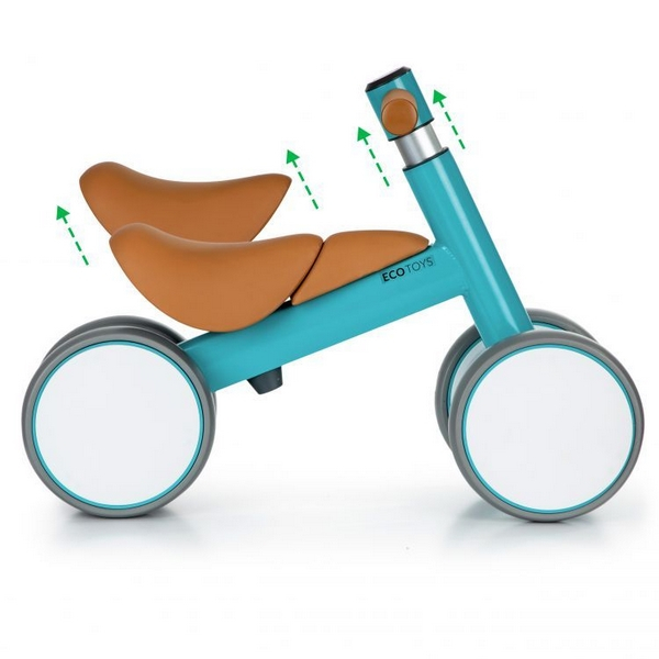 Bicicleta fara pedale ECOTOYS LC-V1309 4