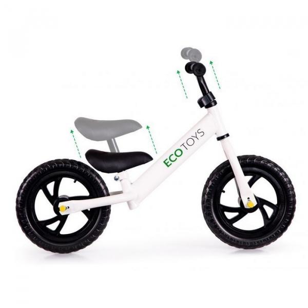 Bicicleta fara pedale Ecotoys N2002 [4]