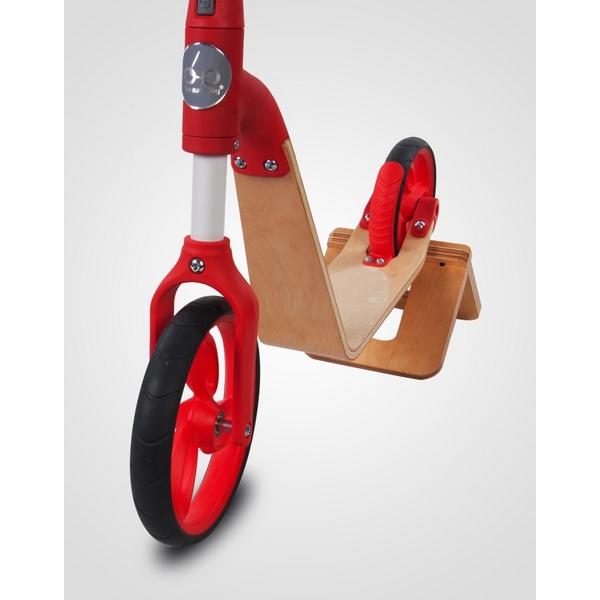 Bicicleta fara pedale/trotineta Sun Baby 006 EVO 360 Red 3