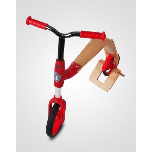 Bicicleta fara pedale/trotineta Sun Baby 006 EVO 360 Red 7