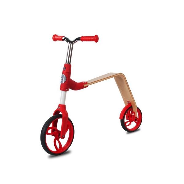 Bicicleta fara pedale/trotineta Sun Baby 006 EVO 360 Red 0
