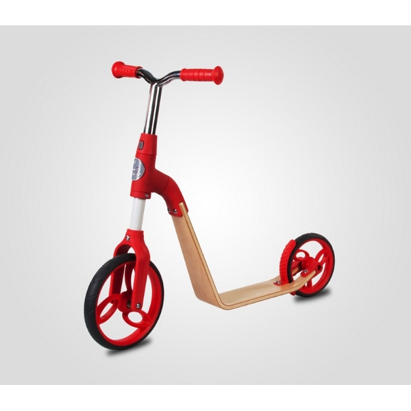 Bicicleta fara pedale/trotineta Sun Baby 006 EVO 360 Red 2