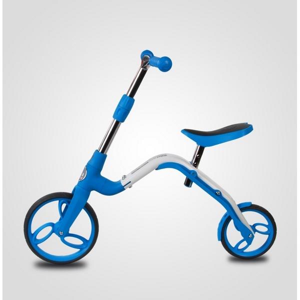 Bicicleta fara pedale/trotineta Sun Baby 007 EVO 360 PRO Blue 3