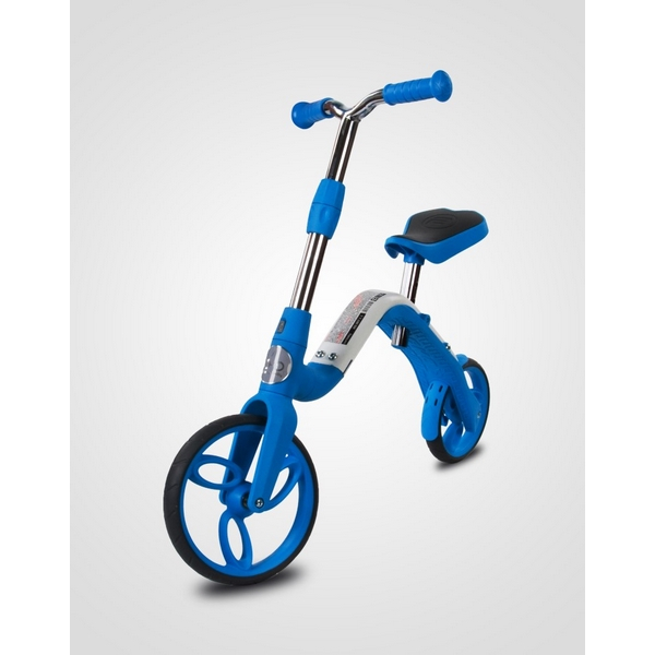 Bicicleta fara pedale/trotineta Sun Baby 007 EVO 360 PRO Blue 2