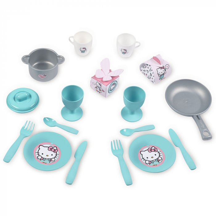 Bucatarie Smoby Hello Kitty Cooky Kitchen [2]
