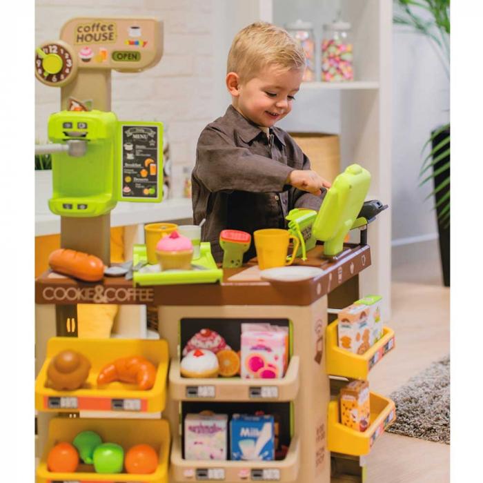 Cafenea pentru copii Smoby cu accesorii [8]