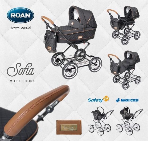 Carucior 3 in 1 Roan Sofia Limited Edition 1