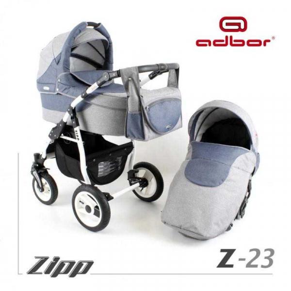 Carucior copii 2 in 1 Adbor Zipp 1