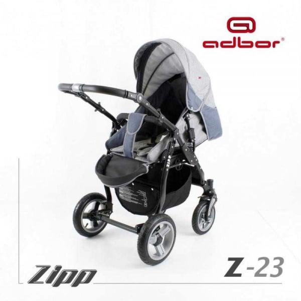 Carucior copii 3 in 1 Adbor Zipp 4