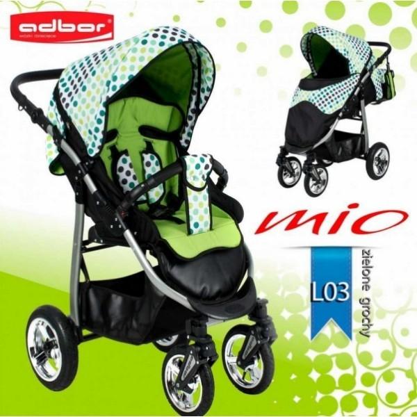 Carucior copii sport Adbor Mio Special Edition 0