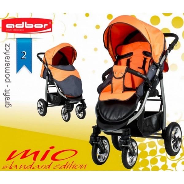 Carucior copii sport Adbor Mio Standard 0