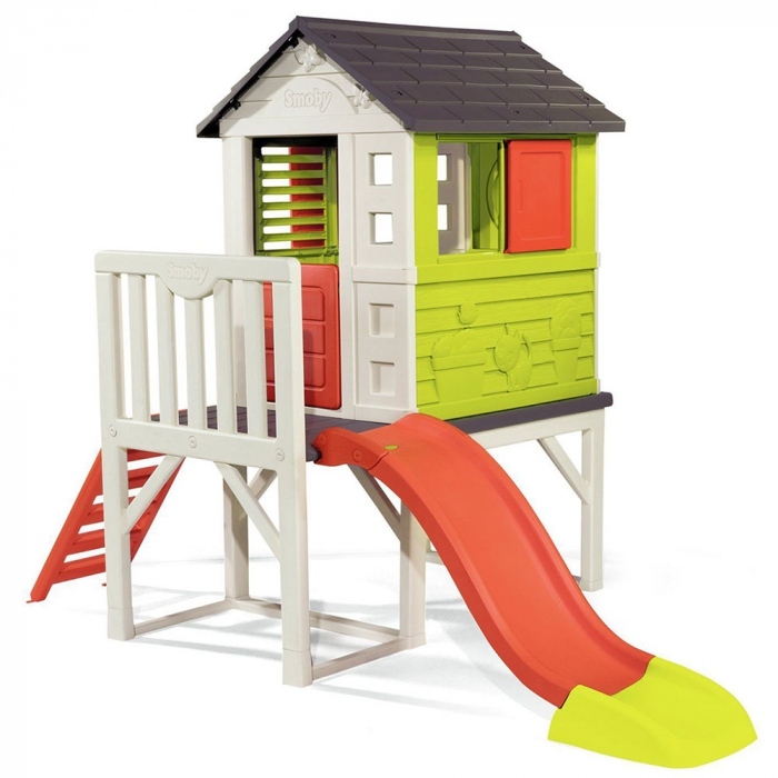Casuta pentru copii Smoby pe piloni [0]