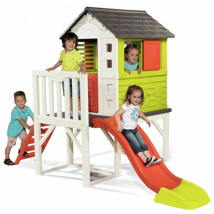 Casuta pentru copii Smoby pe piloni [2]