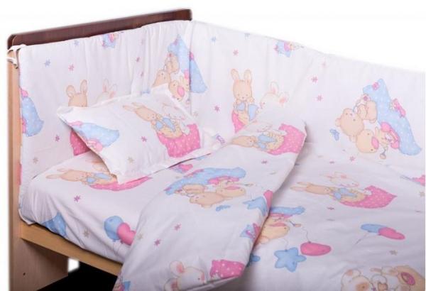 Cearceaf de pat cu elastic Amoras 100x100 4