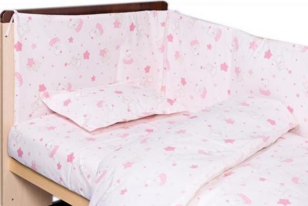 Cearceaf de pat cu elastic Amoras 100x100 5