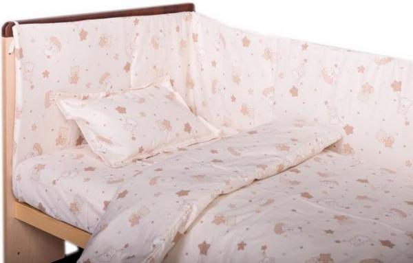 Cearceaf de pat cu elastic Amoras 100x100 7