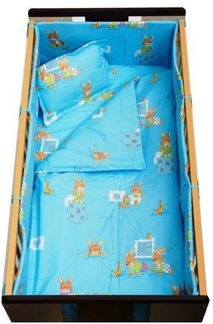 Cearceaf de pat cu elastic Amoras 100x100 2