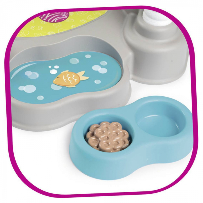 Centru de joaca pentru pisici de jucarie Smoby Cat's House [6]