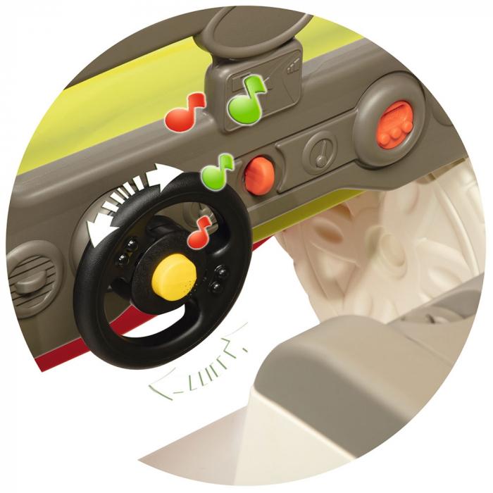 Centru de joaca Smoby Adventure Car [4]