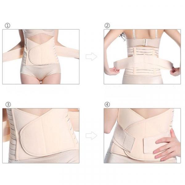 Centura abdominala postnatala dublu reglabila Lisa Rose Girl [2]