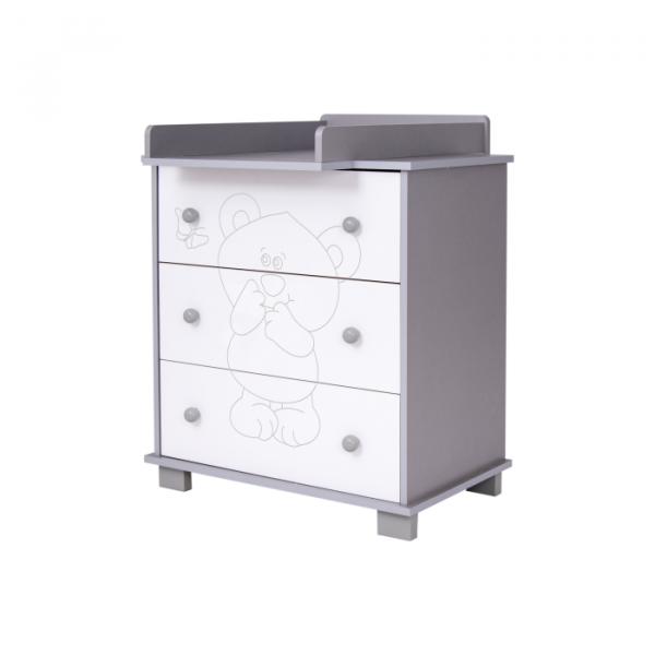 Comoda Eurogloria Bear - Silver 0