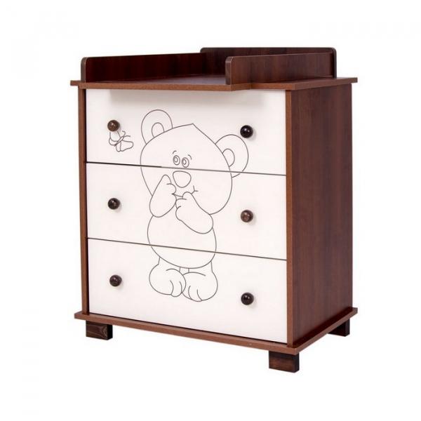 Comoda Eurogloria Bear - Wenge 0