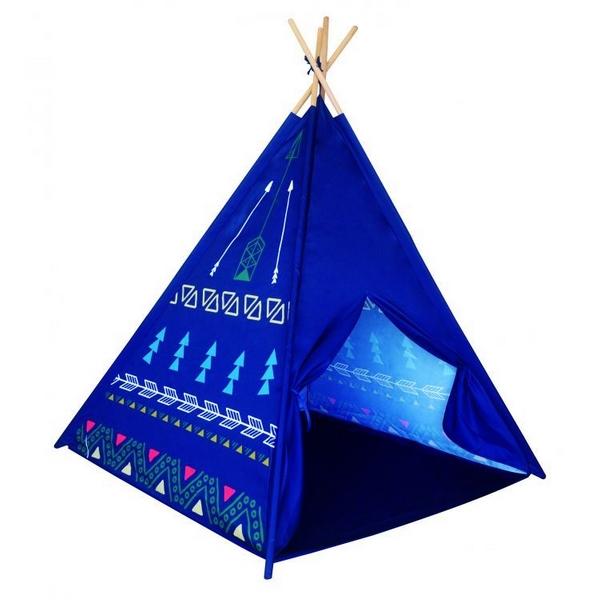 Cort de indieni 8179 Ecotoys - Violet 2