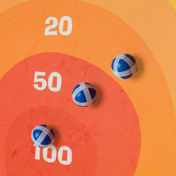 Cort de joaca cu piscina si 100 de bile 7