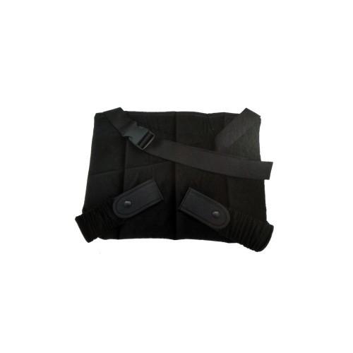 Deviator centura de siguranta auto pentru gravide cu sistem de ancorare dublu - Olmitos [2]