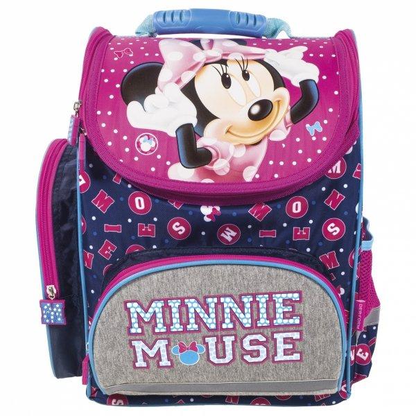Ghiozdan ergonomic Minnie Mouse - Derform [0]