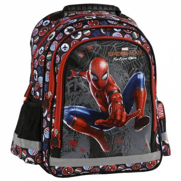 Ghiozdan Spiderman pentru scoala - Derform [0]